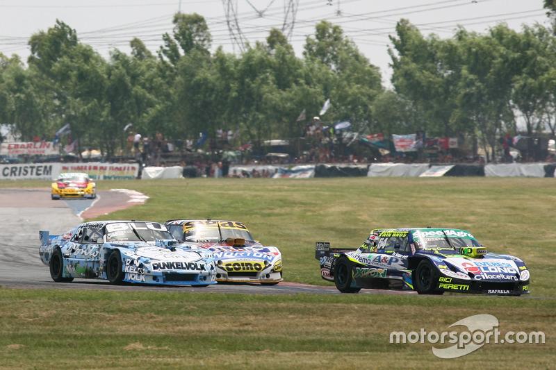 Nicolas Gonzalez, A&P Competicion Torino, Laureano Campanera, Donto Racing Chevrolet, Mauricio Lambiris, Coiro Dole Racing Torino
