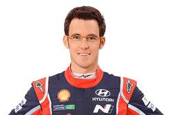 Тьерри Невилль, Hyundai Motorsport