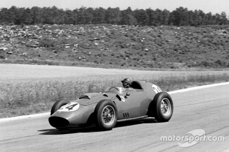 Tony Brooks, Ferrari