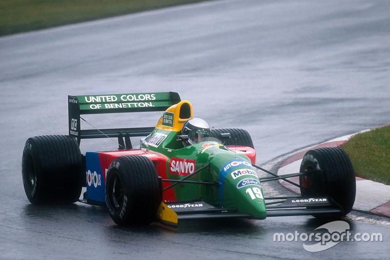 Alessandro Nannini, Benetton B190 Ford