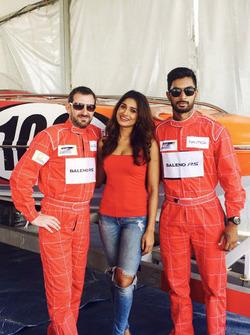 Martin Robinson, Sushrii Shreya Mishra, CS Santosh