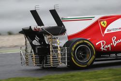 Аэродинамические сенсоры Ferrari