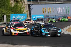 Frédéric Vervisch, Comtoyou Racing, Audi RS3 LMS, Mato Homola, DG Sport Compétition, Opel Astra TCR