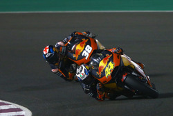 Pol Espargaro, Red Bull KTM Factory Racing; Bradley Bradley Smith, Red Bull KTM Factory Racing