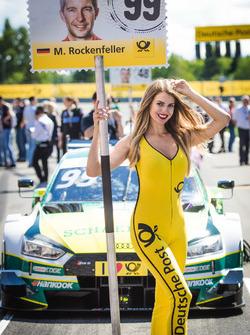 Грід-гьол Майка Роккенфеллера, Audi Sport Team Phoenix, Audi RS 5 DTM
