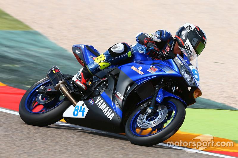 michael Carbonera, SK Racing