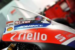 Мотоцикл Кейси Стоунера, Ducati Team