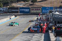 #29 Land-Motorsport Audi R8: Connor de Phillippi, Christopher Mies, Christopher Haase