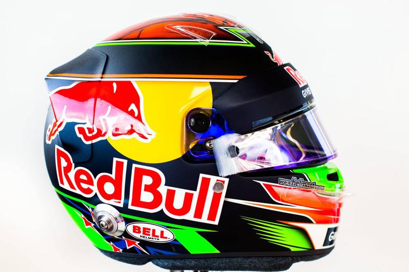 Helm Brendon Hartley, Scuderia Toro Rosso