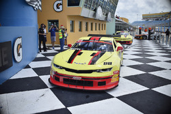 #88 TA2 Chevrolet Camaro, Rafael Matos, HP Tech Motorsports