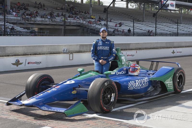 21. Carlos Munoz, Andretti Autosport, Honda