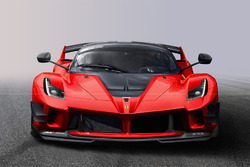 Ferrari FXX K Evo concept route