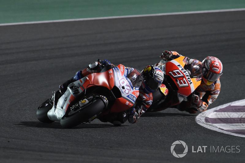 GP de Qatar: 2º