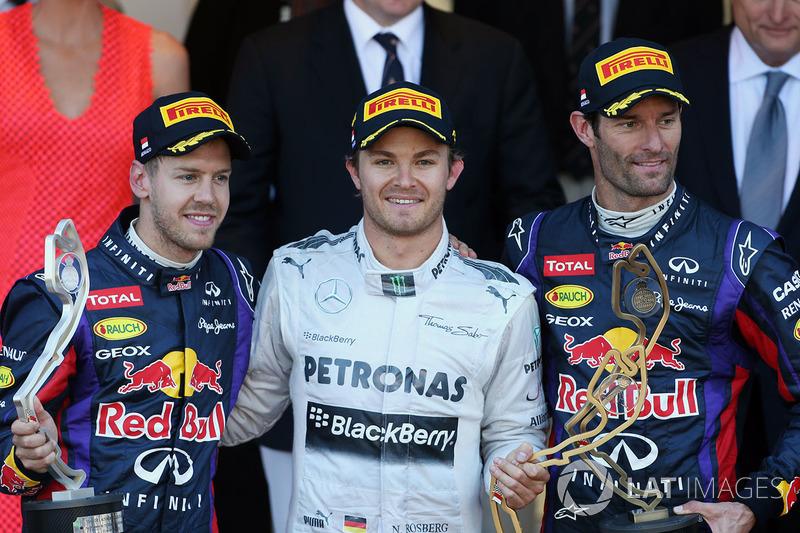 2013: Nico Rosberg