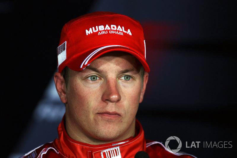 Kimi Räikkönen (2007)