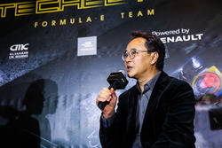 Ivan Yim, Techeetah managing director