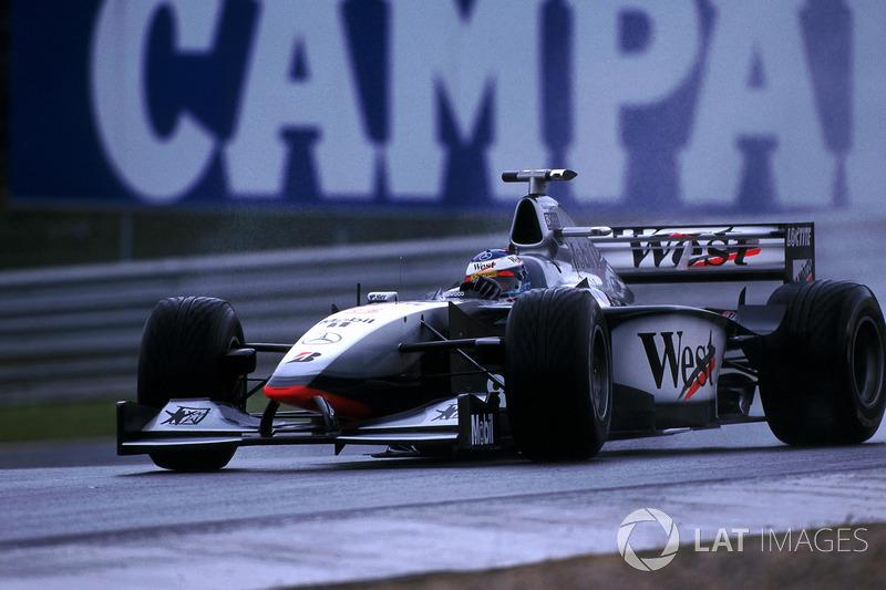 6 раз Гран При Австрии выигрывала команда McLaren