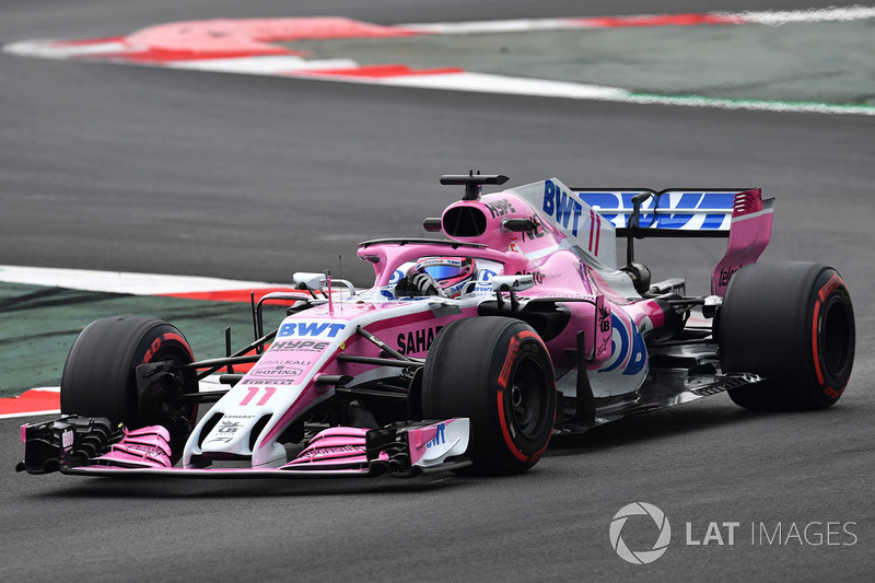 Force India: 141 oy