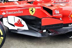 Ferrari SF70H: Windabweiser