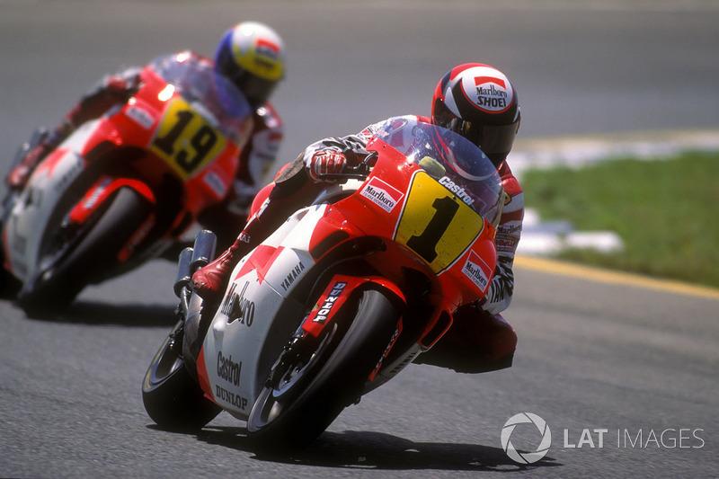 1991 - Wayne Rainey, Yamaha