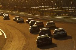 Brandon Jones, Richard Childress Racing Chevrolet, Scott Lagasse Jr, Corey Lajoie, JGL Racing Toyota