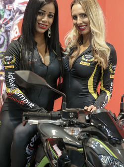 Grid girls Pirelli Cup a EICMA 2018