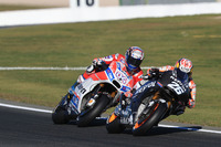 Dani Pedrosa, Repsol Honda Team, Andrea Dovizioso, Ducati Team
