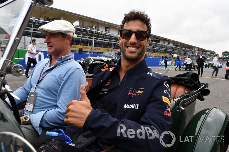 Daniel Ricciardo, Renault Sport F1 Team (Llega de Red Bull)