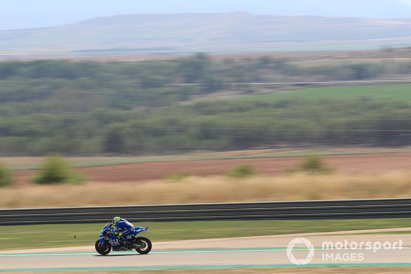 5. Andrea Iannone, Team Suzuki MotoGP