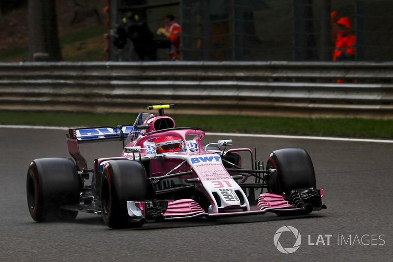 3: Esteban Ocon, Racing Point Force India VJM11, 2'01.851
