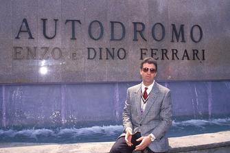 Piero Ferrari in Imola