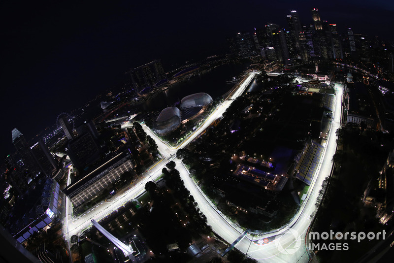 Marina Bay Circuit - Singapore