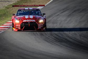 #22 GT SPORT MOTUL Team RJN Nissan GT-R Nismo GT3: Struan Moore, Ricardo Sanchez, Colin Noble