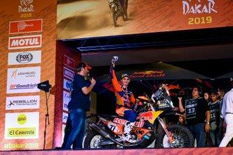 Подіум: Red Bull KTM Factory Racing KTM: Лусіано Бенавідес