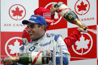 3. Juan Pablo Montoya, Williams