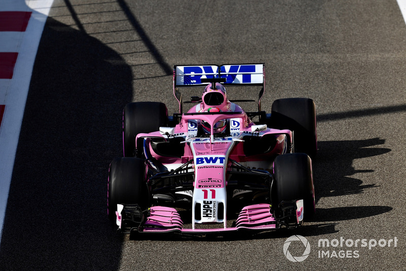 Racing Point F1 Team (NOMBRE PROVISIONAL)
