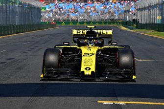 Nico Hulkenberg, Renault F1 Team R.S. 19