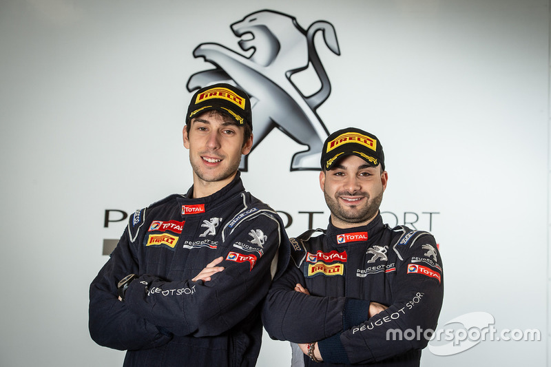 Nicolò Gonella e Tommaso Ciuffi, Peugeot Sport Italia
