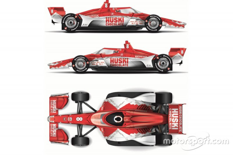 Anuncio Chip Ganassi Racing