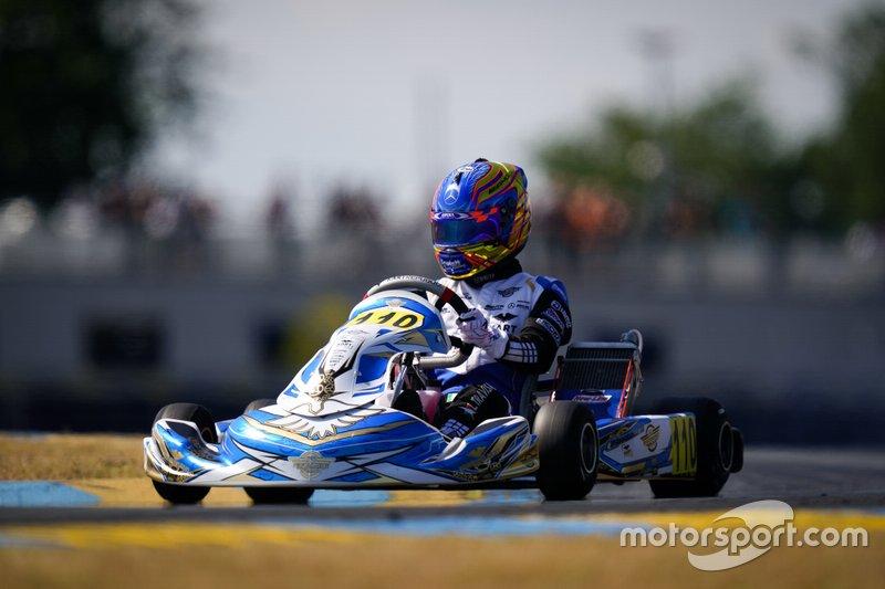 FIA European OK/OKJ Championship - Raund 4