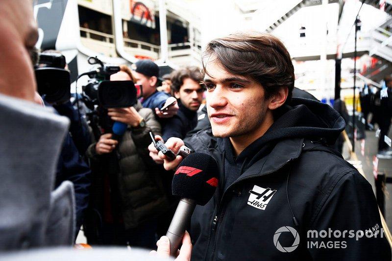 П'єтро Фіттіпальді, Haas F1