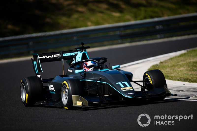 Hungaroring April Testing