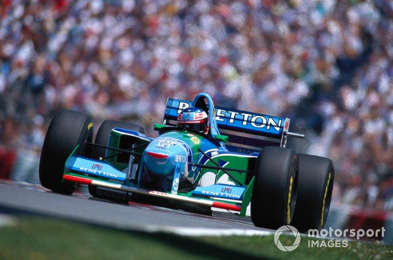 1994 加拿大大奖赛
