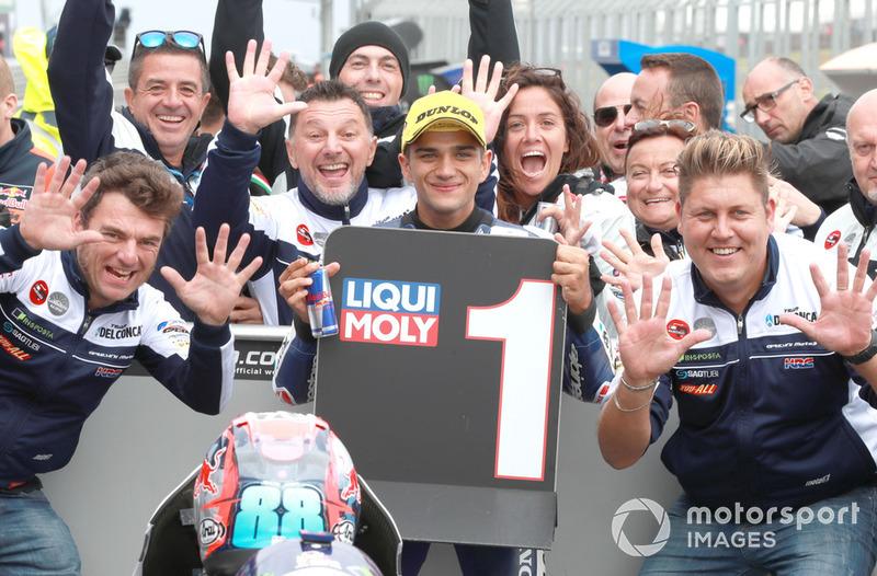 Jorge Martin, Del Conca Gresini Racing Moto3, Ausralian MotoGP 2018