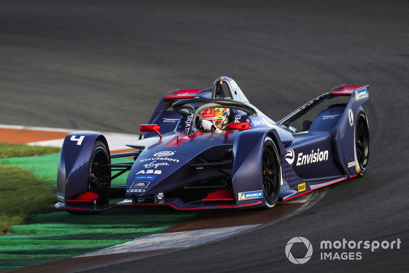 Envision Virgin Racing, Audi e-tron FE05