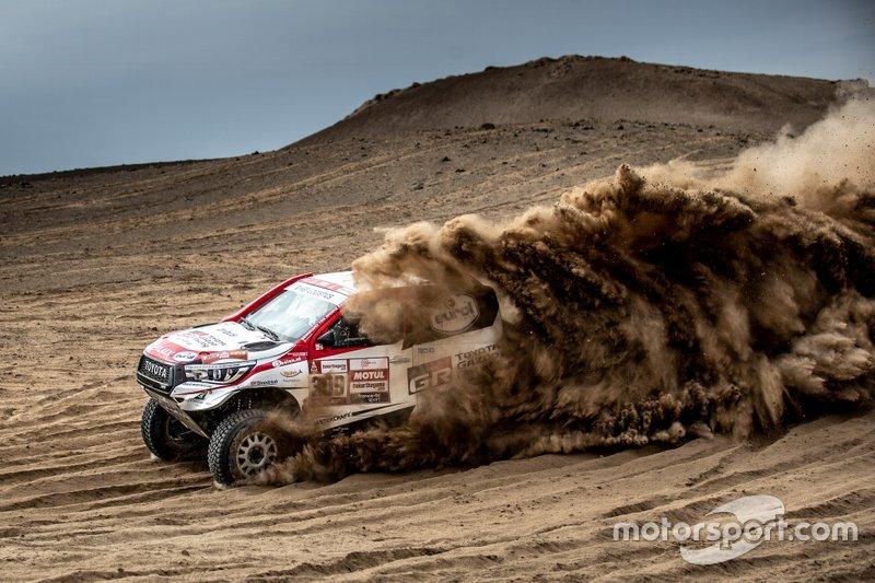 #309 Toyota Gazoo Racing SA: Bernhard Ten Brinke