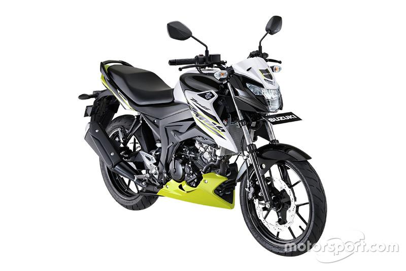 Suzuki GSX150 Bandit (Duo Tone)