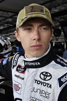 Brandon Jones, Joe Gibbs Racing, Toyota Camry Hope for the Warriors