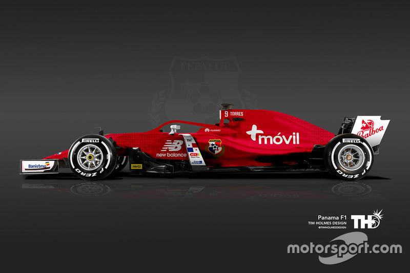 F1 Team Panamá