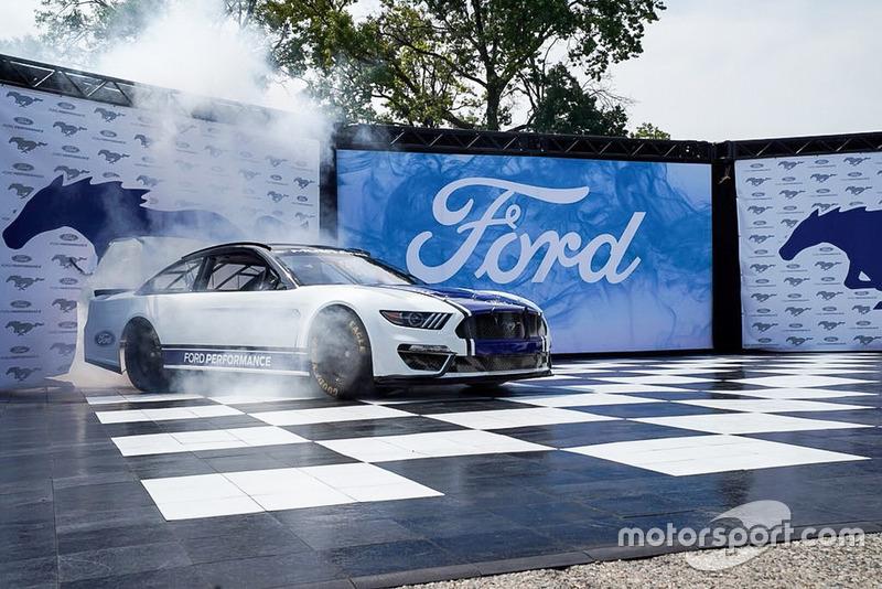 Ford Mustang für die NASCAR Cup-Saison 2019